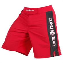 Pro Series Fight Shorts - Red/Black/White